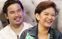 Joem Bascon and Meryll Soriano get real about their 'rekindled romance'