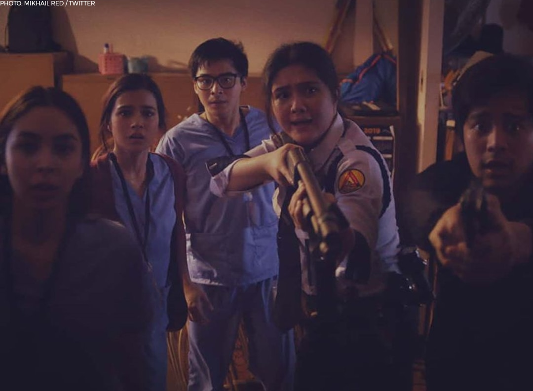 Joshua Garcia in Block Z 2020