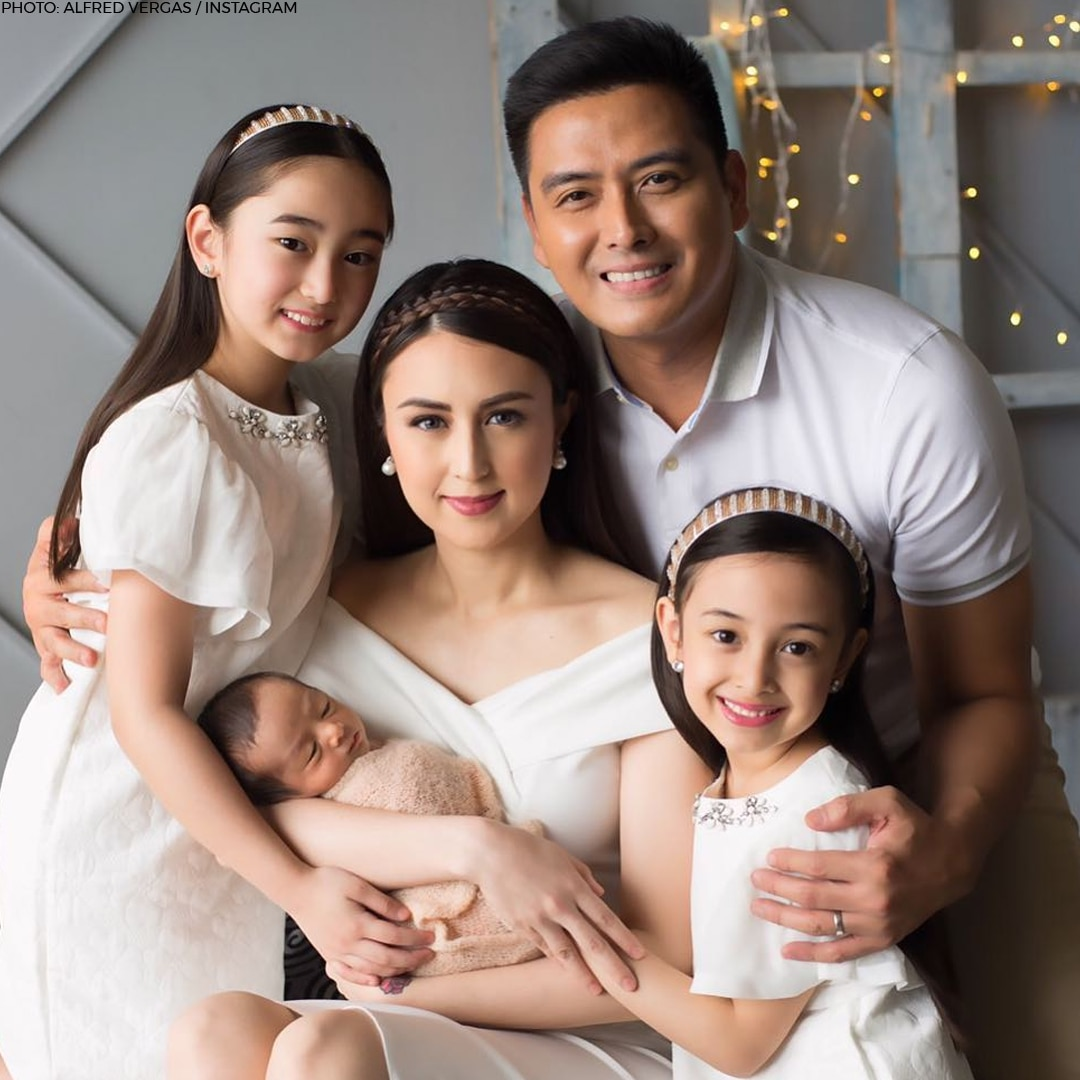 Alfred Vargas' stunning family photos