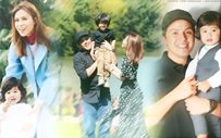 36 photos that show Toni Gonzaga's love for Paul and Seve