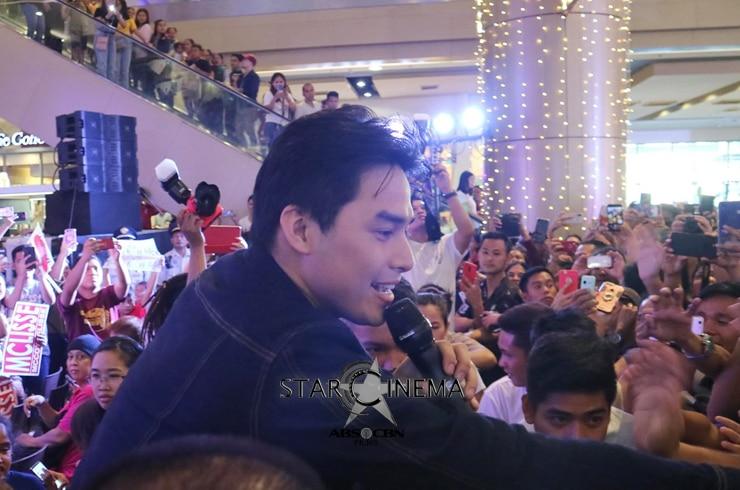 'Block Z' cast join the Sinulog fun in Cebu