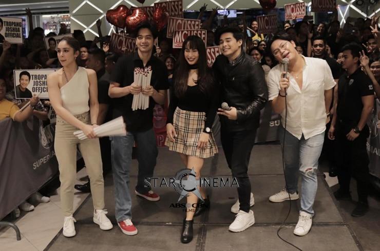 'Block Z' cast invade SM Marilao