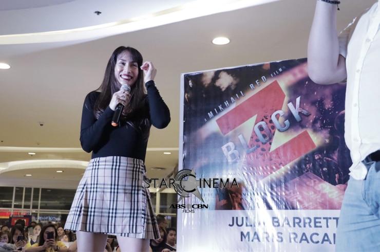 'Block Z' cast at SM Valenzuela