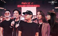 PHOTOS: 'Block Z' barkada joins Direk Mikhail Red at the UniverZity Caravan in San Beda Alabang!