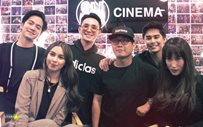 PHOTOS: Julia, Ina, Mccoy, Jan, and Joshua bring joy to their fans at SM Mall of Asia!