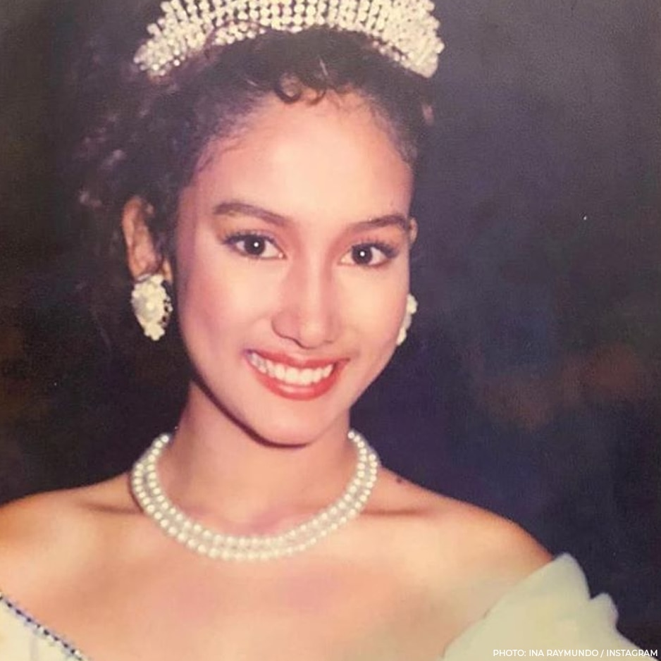Ina Raymundo's jaw dropping evolution