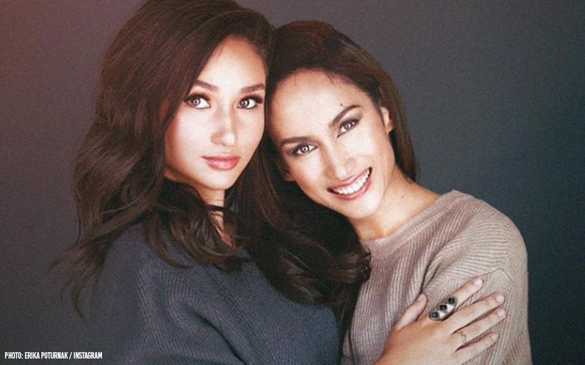 Ina Raymundo reveals daughter Erika Poturnak's plans to join showbiz!