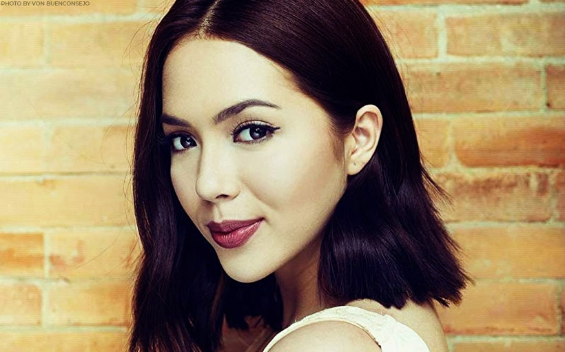Julia Montes undergoes arnis and firearm training for upcoming teleserye!