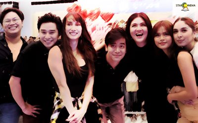 PHOTOS: 'Block Z' cast takes over SM Bicutan!