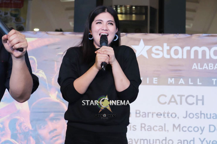 'Block Z' cast charm the crowd at Starmall Alabang