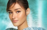 IN PHOTOS: Liza Soberano, a true Filipina beauty in a modern Philippine terno!