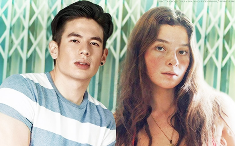 Jake Ejercito, proud of Andi Eigenmann's choice to live a simple life in Siargao