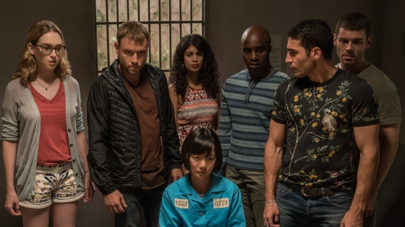 Sense8 — Cancelled after two seasons (though we did get a movie!)