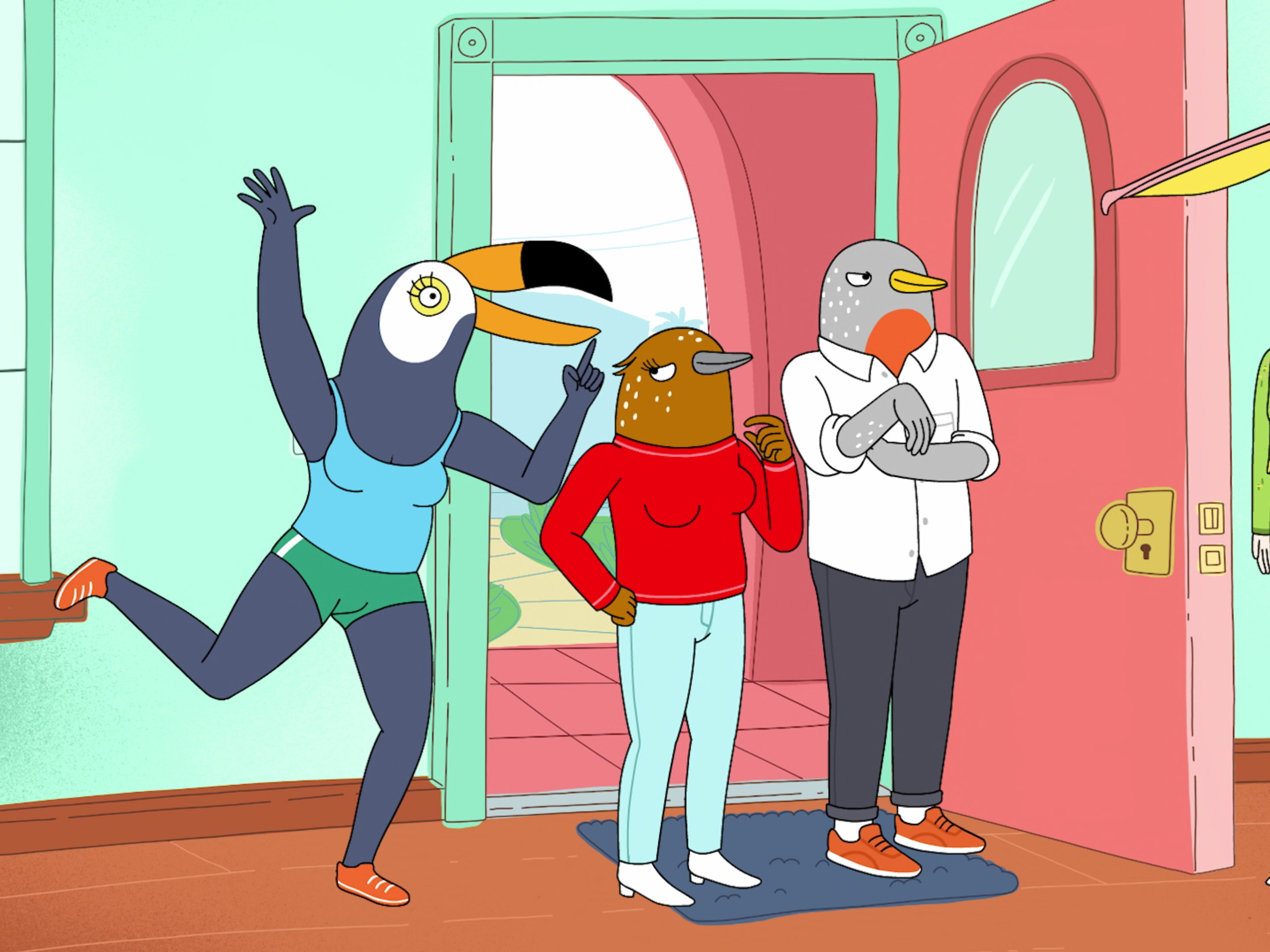 Tuca & Bertie — Cancelled after one season.
