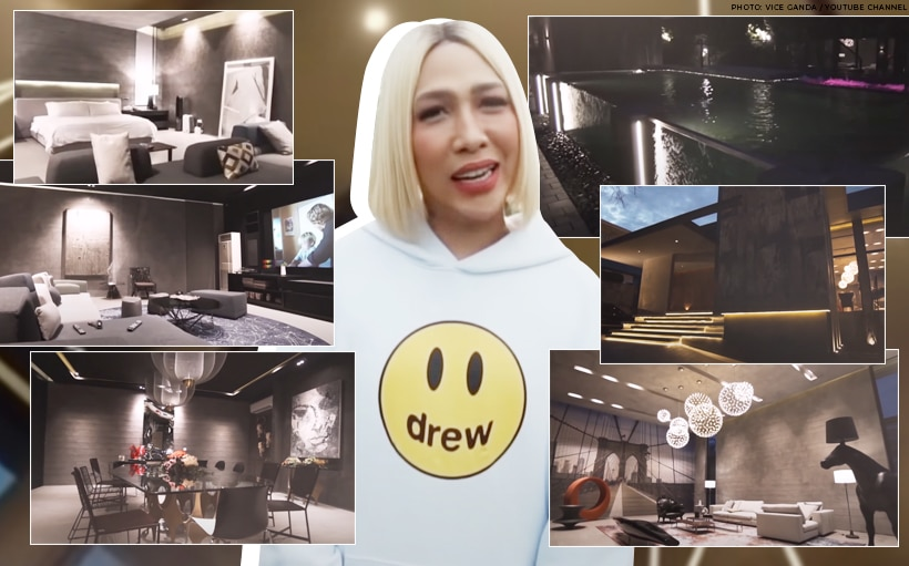 Vice Ganda gives a tour of his fully furnished industrial-style home!