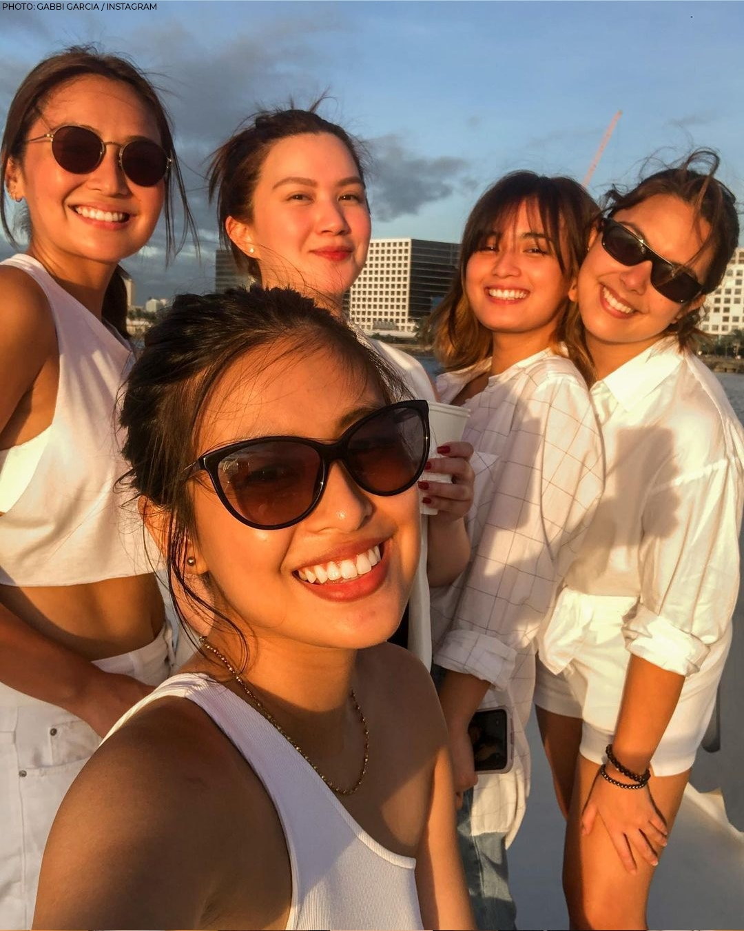 Nguya Squad's NGU-YAcht Party for Patrick and Aeriel!