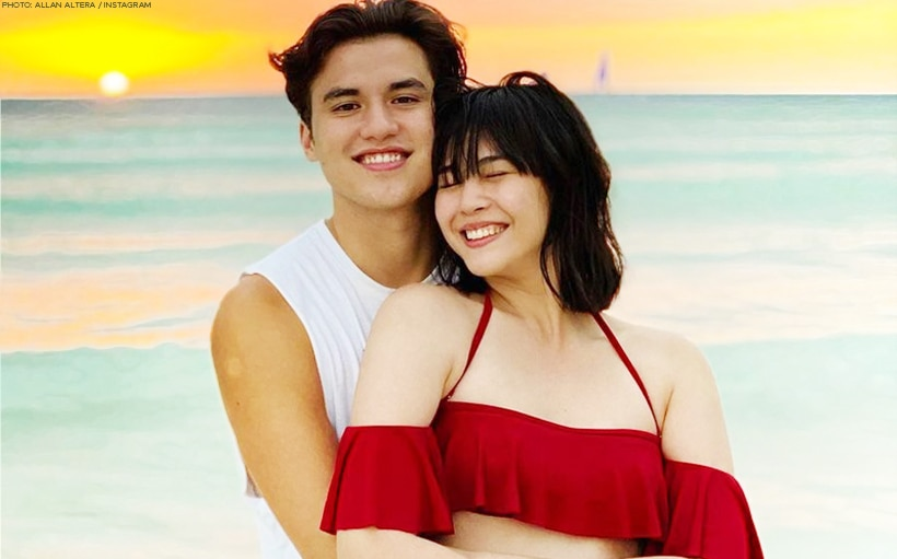 Janella Salvador and Markus Paterson recall how their relationship began