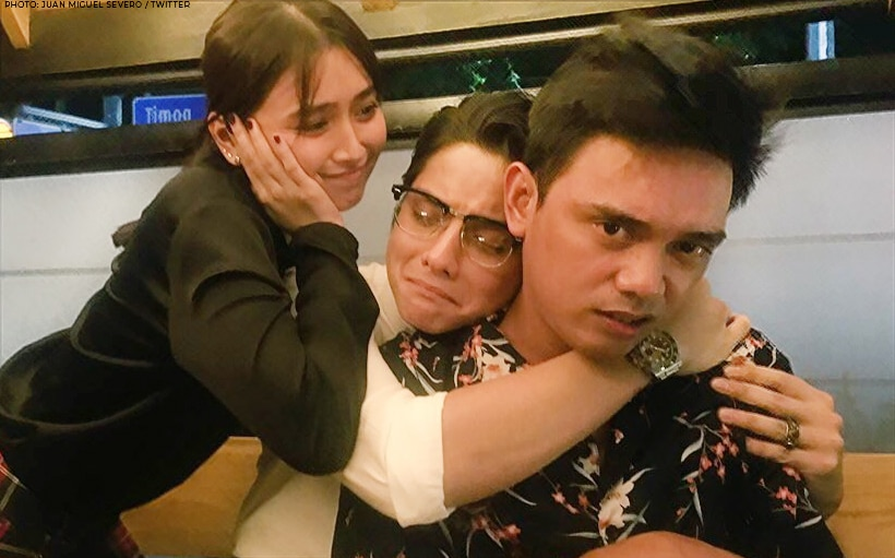 Juan Miguel Severo teases 2021 project with KathNiel