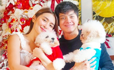 Here's what KathNiel is manifesting for their relationship this year! ✨