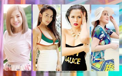 PHOTOS: The hottest Pinay sexy stars who are mommies now