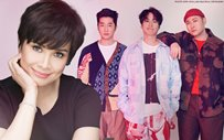 Epik High rapper Tablo fanboys over Lea Salonga!