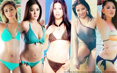 THEN AND NOW: The original Viva Hot Babes!