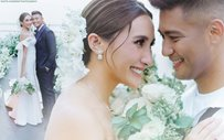 Rocco Nacino and Melissa Gohing are married!
