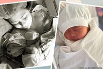 Iwa Moto introduces 2nd child with Pampi Lacson