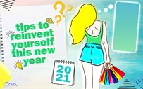 3 superb tips to reinvent yourself this new year