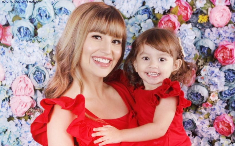 Nathalie Hart opens up about struggles as a single mom