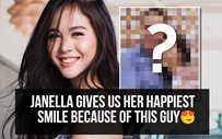 Janella gives us her happiest smile because of this guy 😍