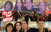 JoshLia takes Manila and Cebu for 'I Love You, Hater' nationwide tour!