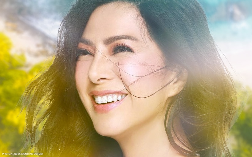 Alice Dixson: That hot lady who flew ✈