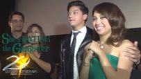 'I can't breathe': Fans go crazy at 'She's Dating The Gangster' premiere night
