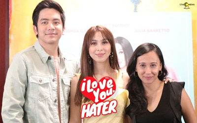 More kilig revelations with JoshLia and Direk Giselle at the 'I Love You, Hater' Thanksgiving Blogcon!