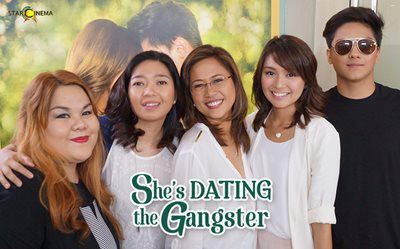 Shes dating the gangster cast and characters of green