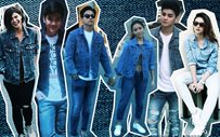 Denim on denim 101 as shown by your fave celebs!