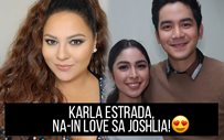 Karla Estrada, na-in love sa JoshLia! 😍