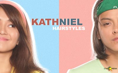 Chop and change: Kathryn and Daniel's evolution of hairstyle