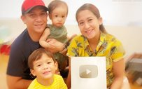 Jolina Magdangal gets her YouTube Silver Play Button!