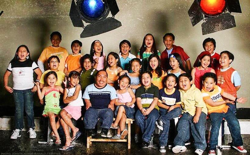 THROWBACK: First batch of 'Goin' Bulilit' kids!