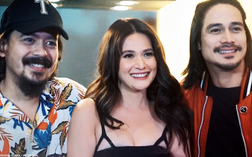 Secret's out: John Lloyd, Bea + Piolo come together in one project!