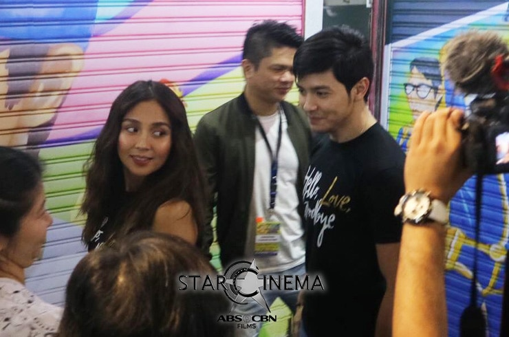 Kathryn and Alden at Travel Madness Expo 2019 02