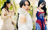 PHOTOS: Every outfit Heart Evangelista wore at the Paris Fashion Week!