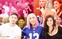 PHOTOS: Vice Ganda, Anne Curtis, Tony Labrusca + Dimples Romana topbill 'family-oriented' movie!