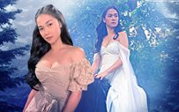 Here's our first peek into Maja Salvador's role on 'The Killer Bride'