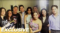 WATCH: What happened at the 'Hello, Love, Goodbye' Global Media Launch!