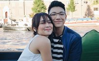 THROWBACK: Darren Espanto's first day at 'The Hows of Us' set!
