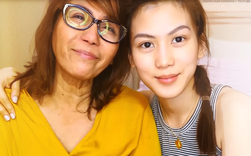 Here's what inspired Alex Gonzaga to write a song about Mommy Pinty!
