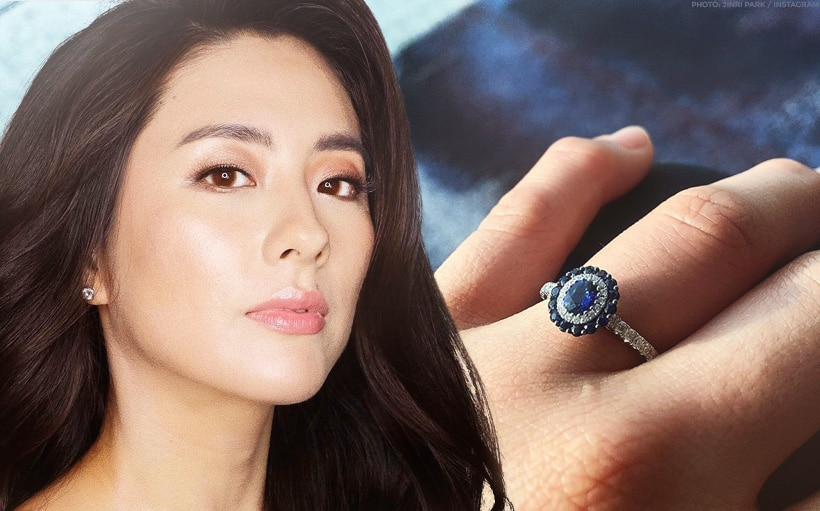 LOOK: 'PBB' sweetheart Jinri Park is now engaged!